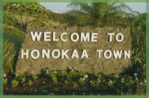 honokaa sign image
